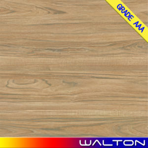 Building Material 600X600 Wooden Tile Porcelain Floor Tile (WT-6604)