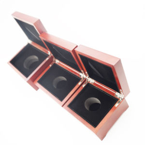 Hot Sale Customized Jewelry Wood Wooden Box (J99-L) pictures & photos