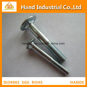 Stainless Steel Top Quality A2-70 Inch Size Guardrail Bolt pictures & photos