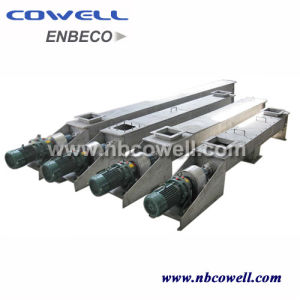 CNC Machine Spiral Screw Conveyor with Motor and Gearbox pictures & photos