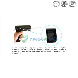 Ysvet-500ej Medical Veterinary Video Otoscope pictures & photos