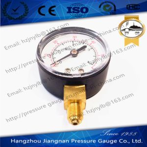 50mm 2′′ Solid General Pressure Gauge pictures & photos