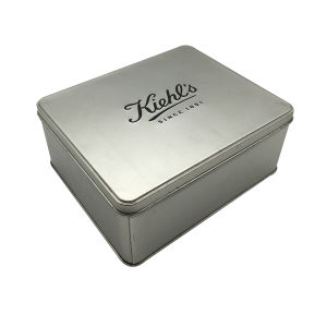 Korea Cosmetic Packaging Box Tin Box for Cosmetic Promotion Wholesale pictures & photos
