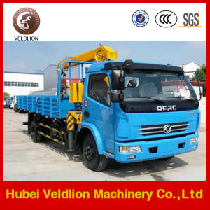 Dongfeng 2ton Small Truck Mounted Crane Using in Workshop pictures & photos