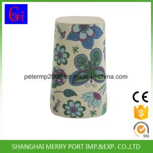 Bamboo Fiber Durable Design Bio-Degradable English Tea Cup pictures & photos