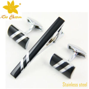 Tieclip-005 Factory Supply Made Stainless Steel China Novelty Tie Tacks pictures & photos