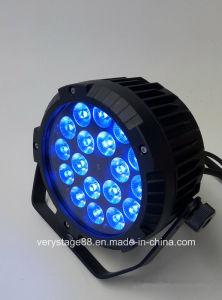 18PCS X10W RGBW IP65 RGBW LED PAR Light Outdoor light pictures & photos