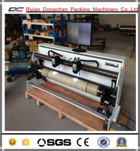 High Similar Plastic Sleeve Plate Mounter with Omet Italy (DC-YG)
