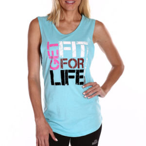 Sports Wear Clothing Private Label Fitness Wear Bodybuilding Tank Top for Women pictures & photos