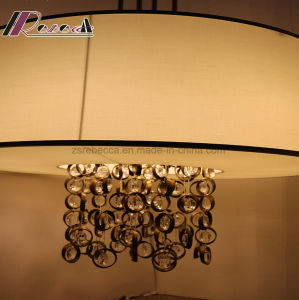 2017 Crystal Bronze Pendant Lamp with New Design pictures & photos