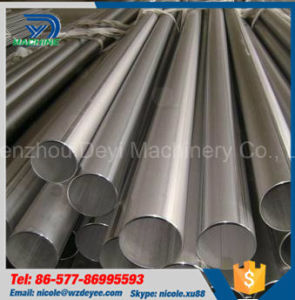 38mm Stainless Steel Mirror Polished Tube Weldable pictures & photos