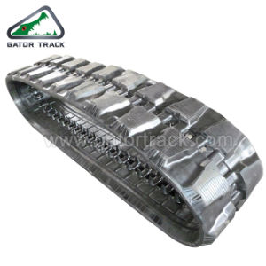 450*100*65 Skid Steer Loader Track Rubber Track pictures & photos
