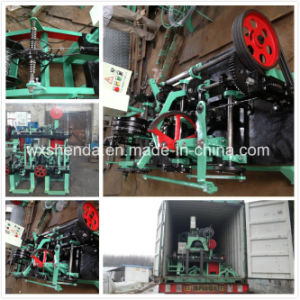 Easy Operating Barbed Wire Making Machine pictures & photos