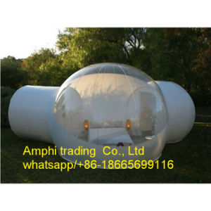 Outdoor Camping 2 Person Transparent Inflatable Bubble Tent pictures & photos