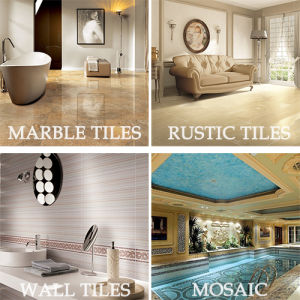 Vitrified Polished Porcelain Floor Tile for Building Material (APR6A02) pictures & photos