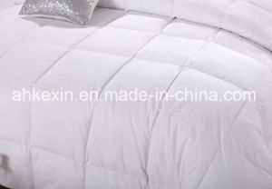 Custom Size Down Alternative Comforter Set with 1.2D Virgin Siliconized Fiber pictures & photos