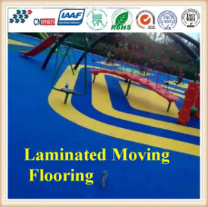 3-20mm EPDM Granule Rubber Flooring with High Quality and Competitive Price pictures & photos