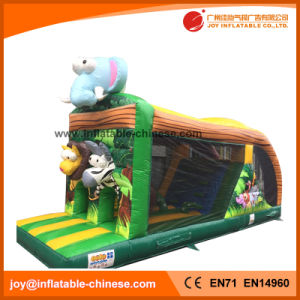 Inflatable Bouncy Castle Combo with Animal Toys (T3-255) pictures & photos