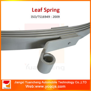 Leaf Spring Spacer Blocks Iron Cross Leaf Spring pictures & photos