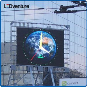 Lower Power Consumption Full Color Outdoor LED Display for Advertising pictures & photos
