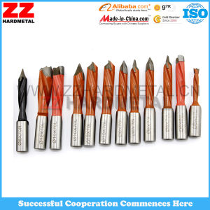 Tungsten Carbide Woodworking Drill Bits pictures & photos