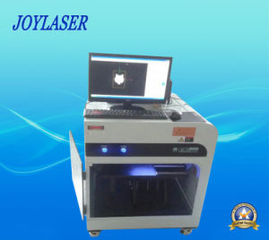 Zero Defect 3D Laser Engraving Machine for Diamond/Acrylic pictures & photos