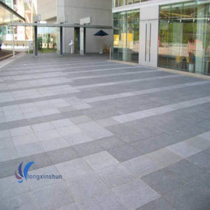 Chinese Gery outdoor Paving Basalt Stone pictures & photos