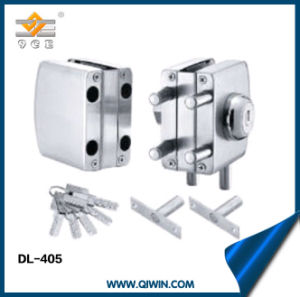 High Quality Double Door Glass Door Lock pictures & photos