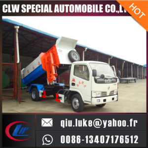 Roll off Container Refuse Truck pictures & photos