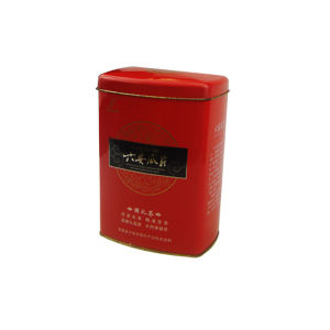 Tall Rectangular Tin Box for Gift Package Tin Box Jy-Wd-2015112736 pictures & photos