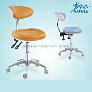 Dental Stool PU Assistant Stools (08053) pictures & photos