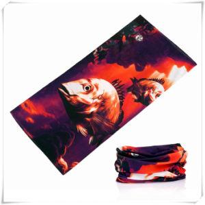 Wholesale 100% Polyester Multifunctional Tube Bandana Scarf pictures & photos