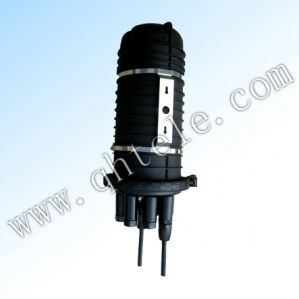 FTTH Mechanical Dome Type Fiber Optic Splice Closure pictures & photos