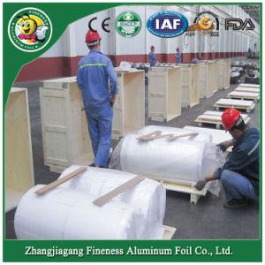 Aluminum Foil Jumbo Roll for Kitchen Foil pictures & photos