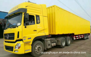 45 Feet Container Truck Trailer pictures & photos