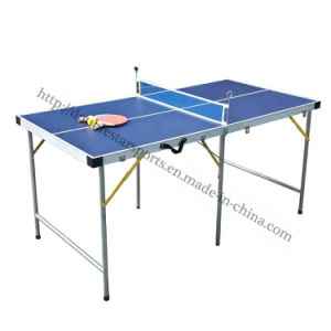 Mini Size Outdoor Table Tennis Table for Kids pictures & photos