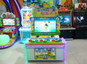 Happy Hitting Paipaile Kids Indroos Redemption Machines Interesting Multi Games pictures & photos