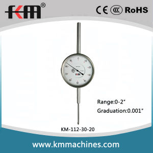 Wide Range Mechanical Inch Dial Indicator pictures & photos