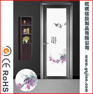 Factory Good Quality PVC Membrane Foil for Door pictures & photos