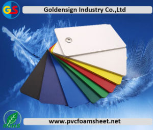 PVC Foam Sheet 1-40mm pictures & photos