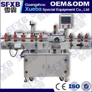 Sf-3030 Automatic Round Bottle Labeling Machine pictures & photos