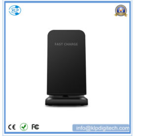 2017 Most Popular Slanting Type Fast Wireless Charger Qi Standard pictures & photos