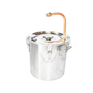 Hot Sale 30L/8gal Stainless Steel Alcohol Moonshine Still Spirits Home Brew Equipment with Thump Keg pictures & photos