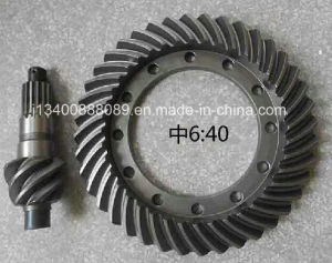 Truck Part- Crown Wheel MID (Ratio: 6: 40) pictures & photos