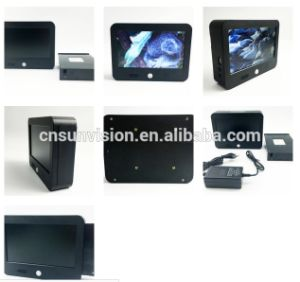 """Business Marketing Ad Player 10.1"""" LCD Digital Photo Frame pictures & photos"""