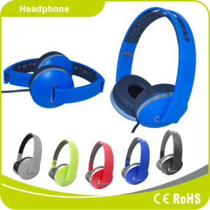 2017 Super Bass Music Stereo MP3 Headphone pictures & photos