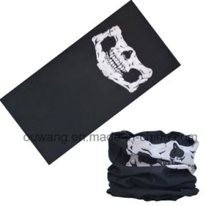 Seamless Tube Outdoor Multifunctional Bandana 100% Microfibre Polyester pictures & photos