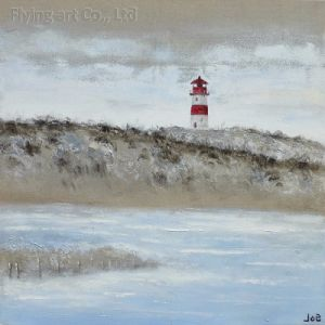 Original Acrylate Oil Paintings for Seaside pictures & photos