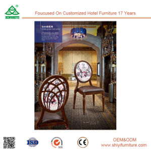 Wholesale Contemporary Restaurant Cafe Room Antique Dining Chair pictures & photos