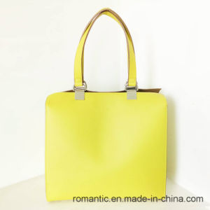 Hot Sale Stylish Ladies PU Handbags with Bag Set (NMDK-042903)